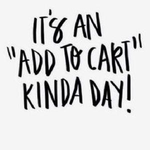 Add 2 Cart Kinda Day. Anthropologie-Rae Dunn-Lucy